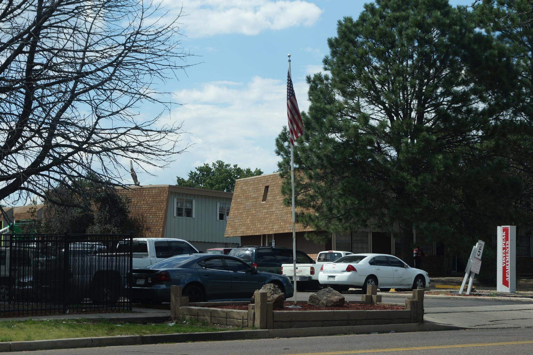 Potter Drive 120 Unit Apartment Complex