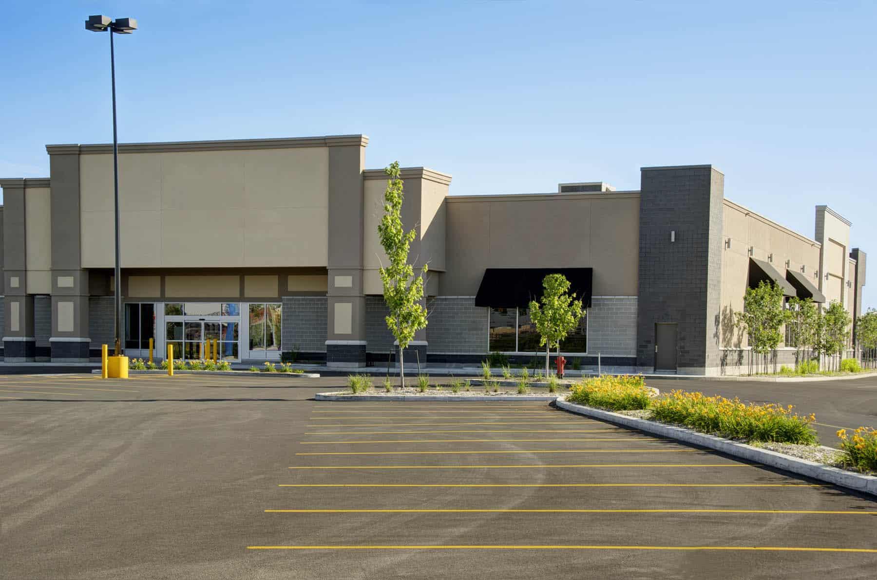 Redevelop Former Safeway Store